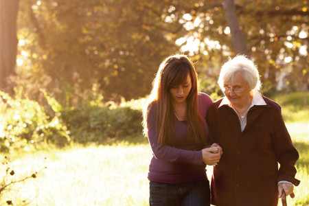 Heart health and the caregiver