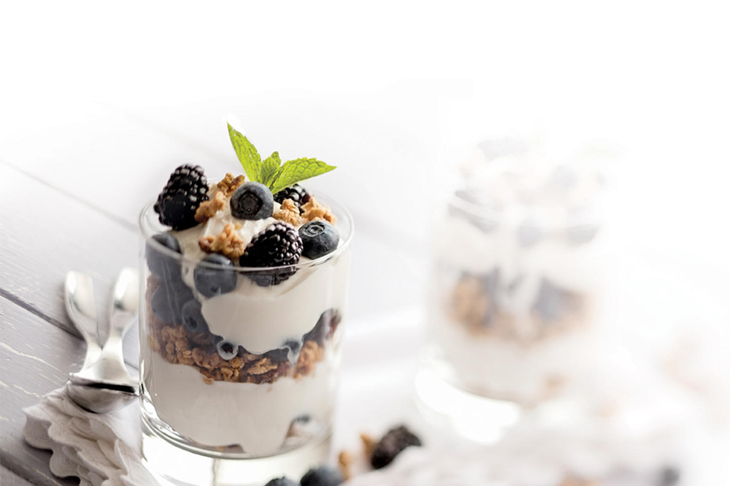 Greek Yogurt: The Superfoods Health Benefits photo