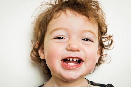 Taking charge of your child's oral health