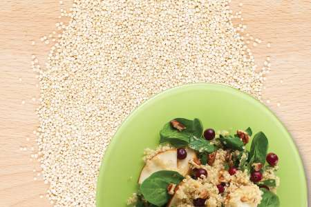 Superfood spotlight: Quinoa