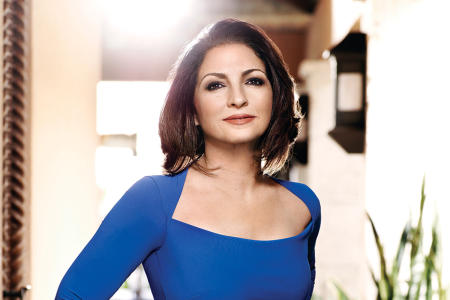 5 on beauty secrets with Gloria Estefan