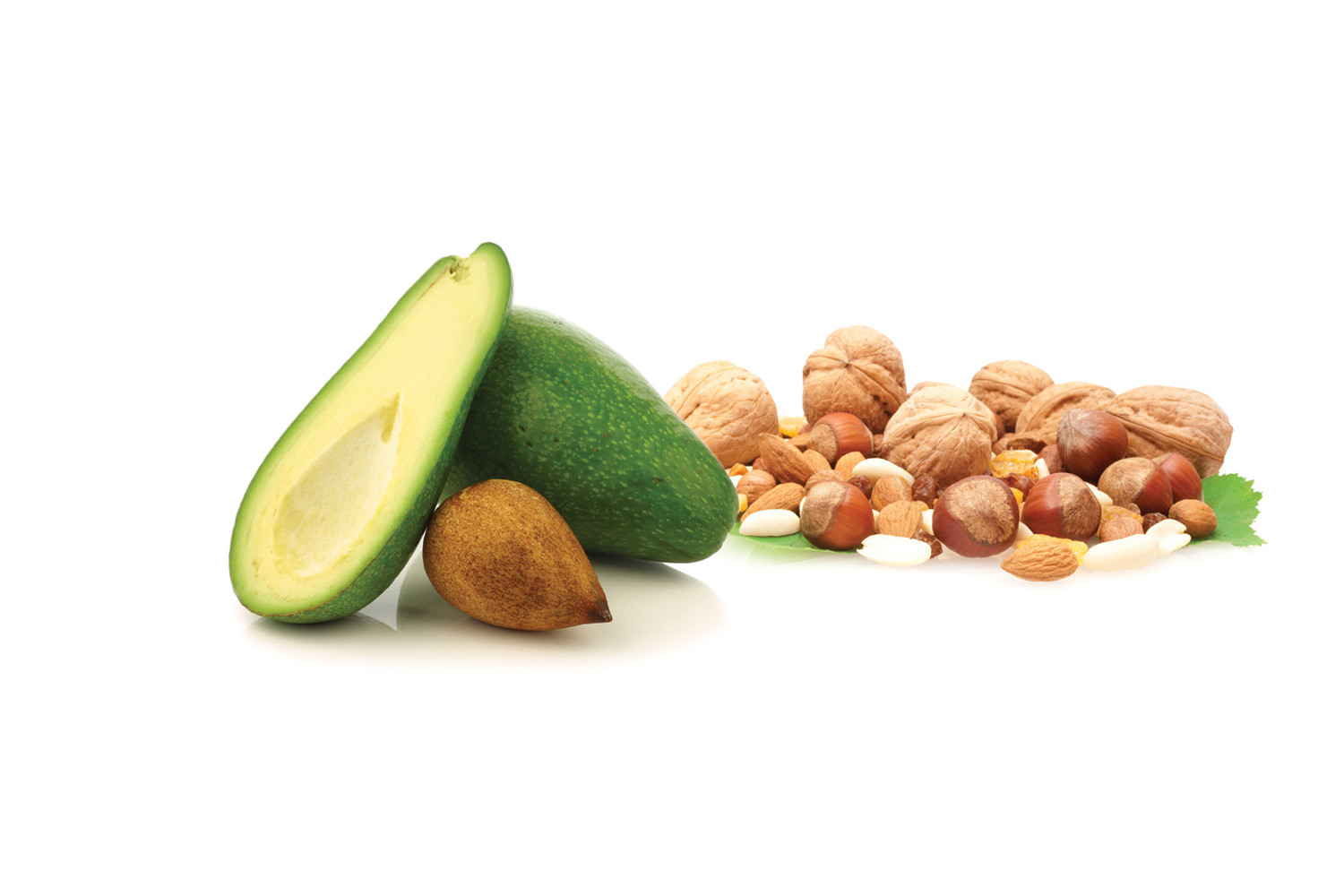The Heart-Healthy Fats advise