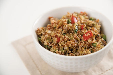 One last excellent quinoa recipe!