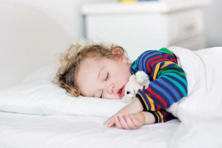 Tips for helping baby get to sleep