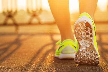 Take small steps to a healthy running habit