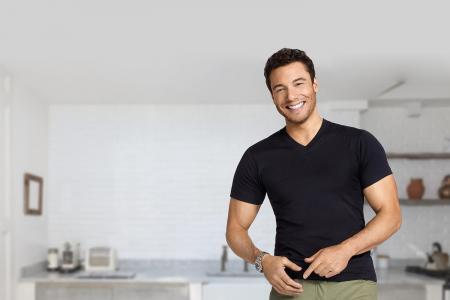 5 on being a master chef in your own home with Rocco DiSpirito