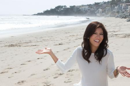 5 on balancing a busy life with Julie Chen