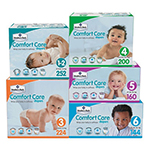 Member's Mark Comfort Care Diaper Bundle