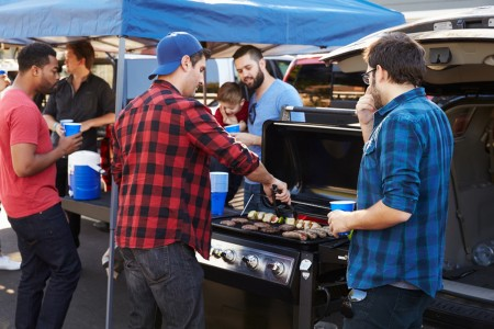 Smarter tailgating