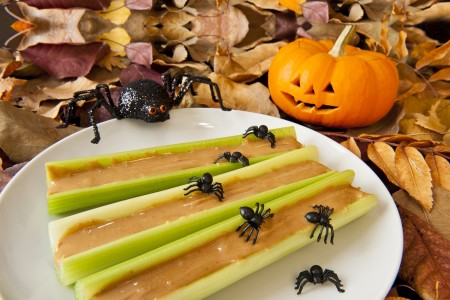 Spooktacular snacks