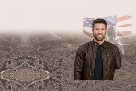 Noah Galloway's 5 tips on new opportunities following obstacles