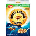 Post Honey Bunches of Oats with Crispy Almonds