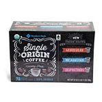Member's Mark Single Origin Coffee Variety Pack