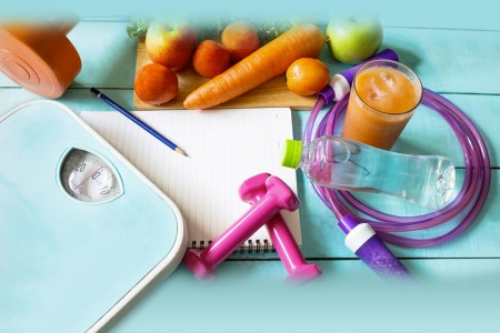 Managing calories and weight loss