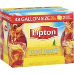 Lipton Iced Tea, Gallon Size Tea Bags