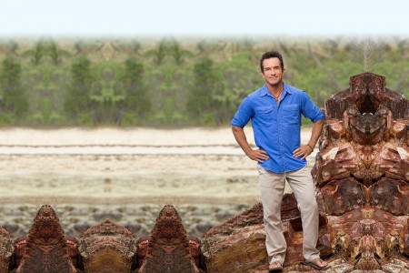 Jeff Probst's 5 thoughts on determination