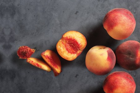 Superfood Spotlight Peaches