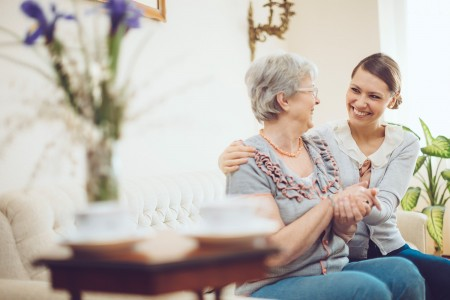 A Caregiver's Commitment- Cognitive functions and aging