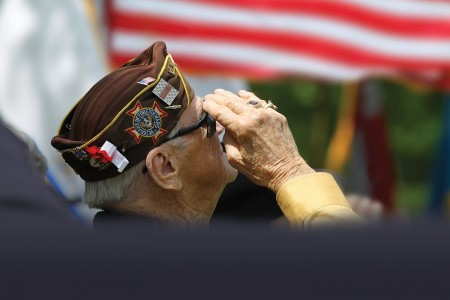 A Caregiver's Commitment - Finding Support when caregiving for Veterans