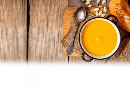 Enjoy the heartier side of pumpkins with these savory recipes