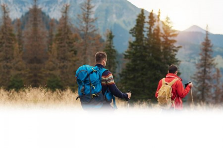 Fall into a new healthy hobby by learning these hiking basics