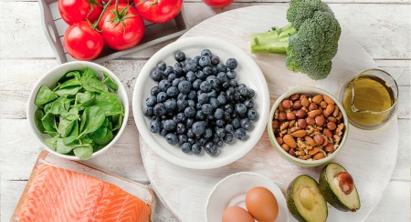 Foods for better brain function