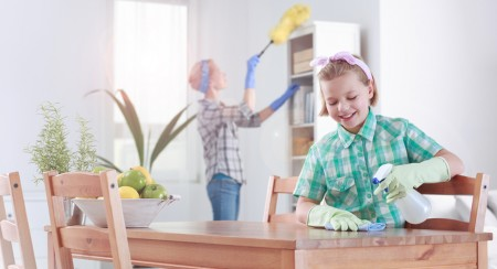 Make the most of your spring cleaning