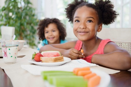 Helping kids eat healthy